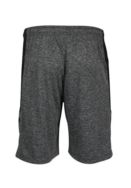 Men's Athletic Short, BLACK, hi-res