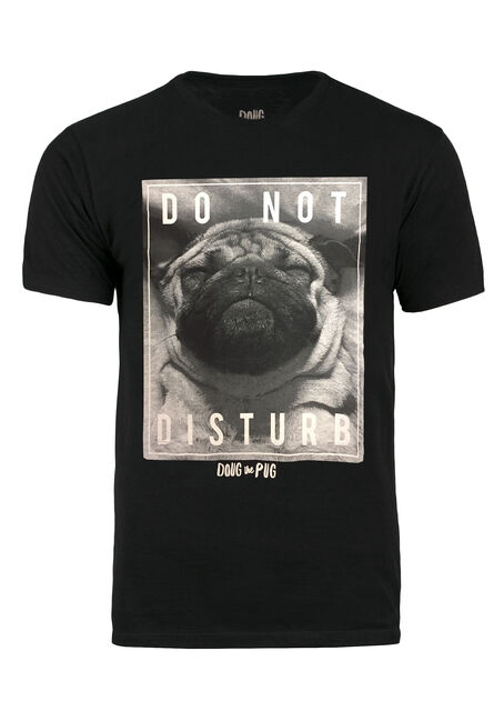 Men's Doug the Pug Tee