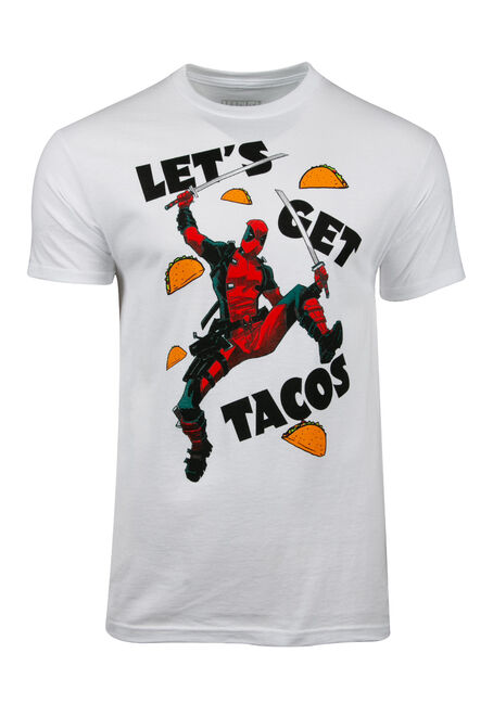 Men's Deadpool Tee
