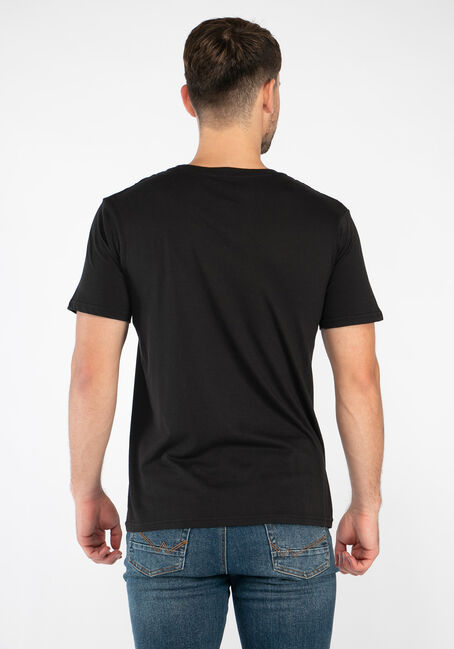 Men's Motorhead England Tee, BLACK, hi-res
