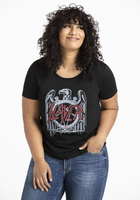 Women's Slayer Scoop Neck Tee