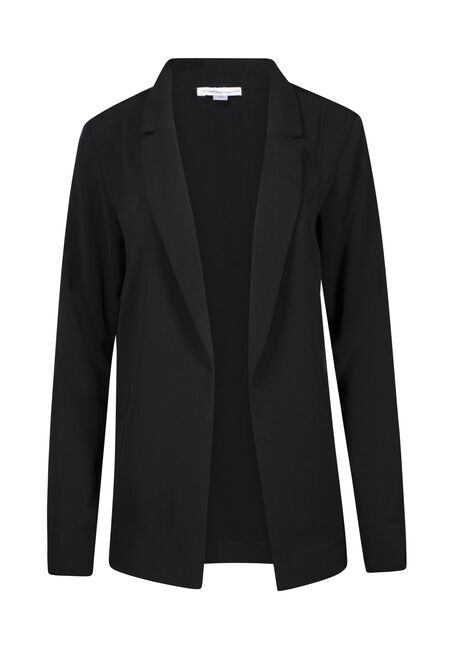 Women's Open Front Blazer