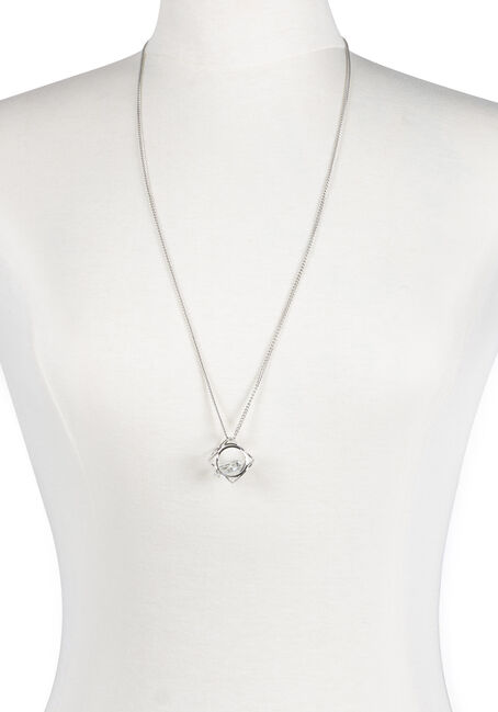 Ladies' Cube Necklace