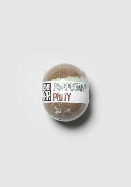 Peppermint Patty Bath Bomb