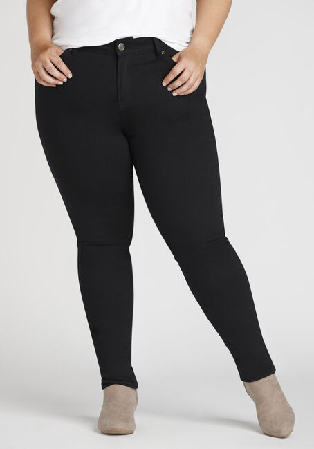 Ladies' Plus Colour Last Skinny Jeans