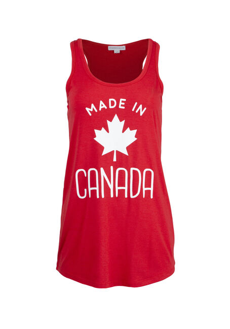 Women's Made In Canada Tank