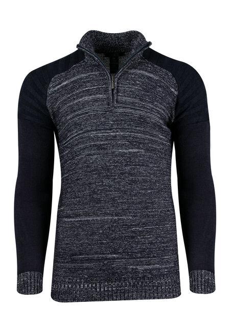 Men's Raglan Sweater