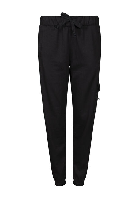Women's Fleece Cargo Pant