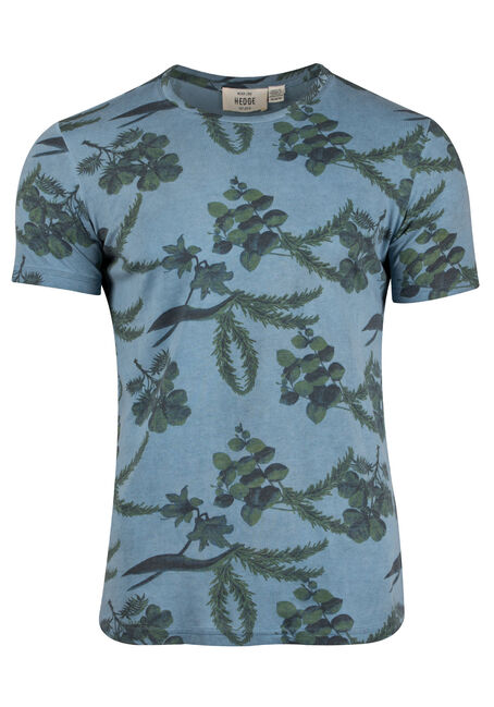 Men's Foliage Cold Wash Tee