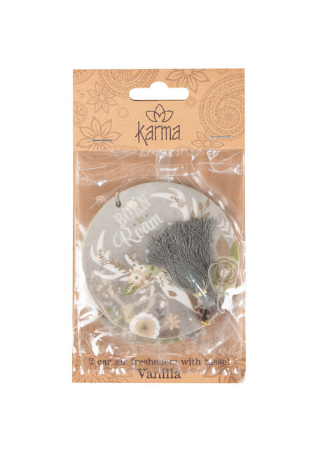 2 Pack Vanilla Air Freshener Set