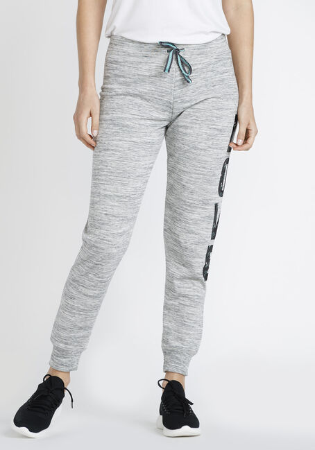 Ladies' Love Space Dye Jogger