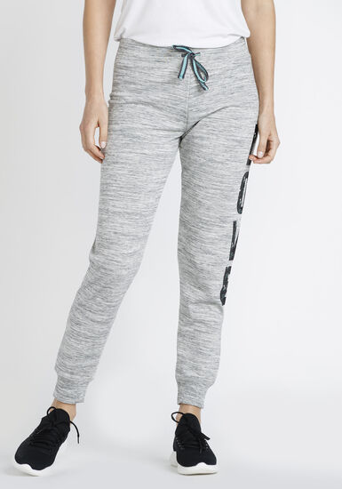 Women's Love Space Dye Jogger, GREY MIX, hi-res