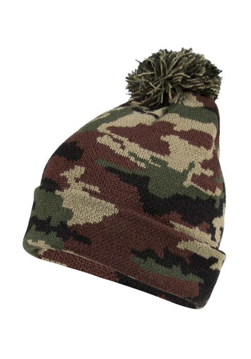 Men's Camo Hat, LIGHT OLIVE, hi-res