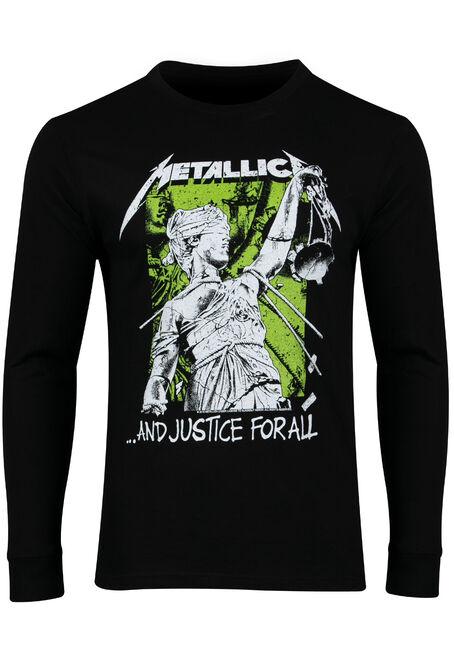 Men's Metallica Tee