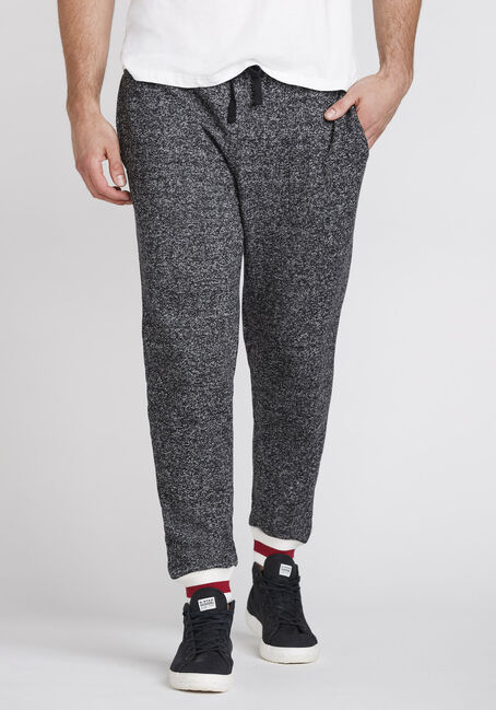 Men's Fleece Cabin Jogger