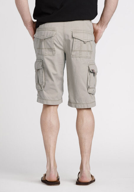 Men's Classic Cargo Short, STONE, hi-res