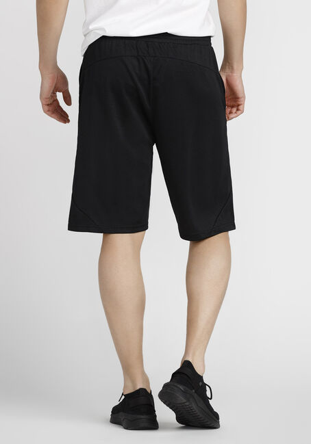 Men's Athletic Short, BLACK, hi-res