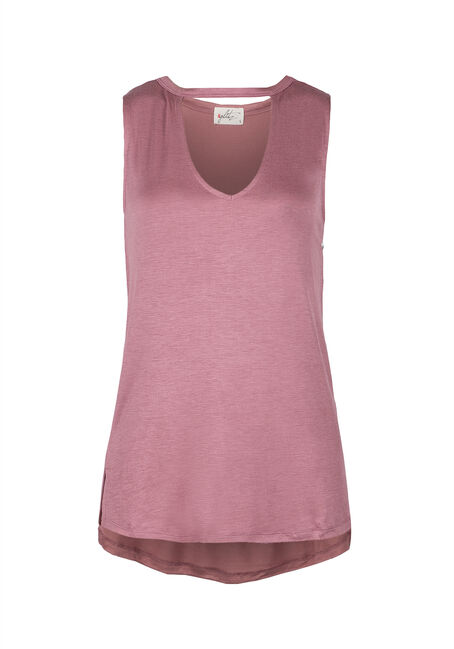 Ladies' Choker Tank