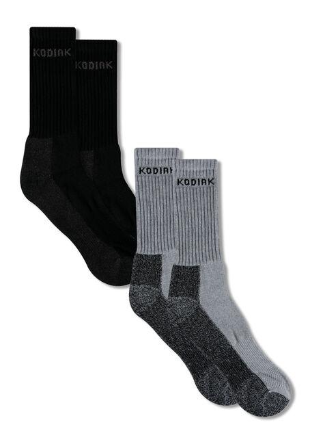 Men's 2 Pair Casual Socks