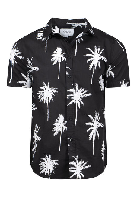 Men's Palm Tree Resort Shirt