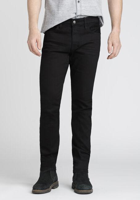 Men's Skinny Black Jeans