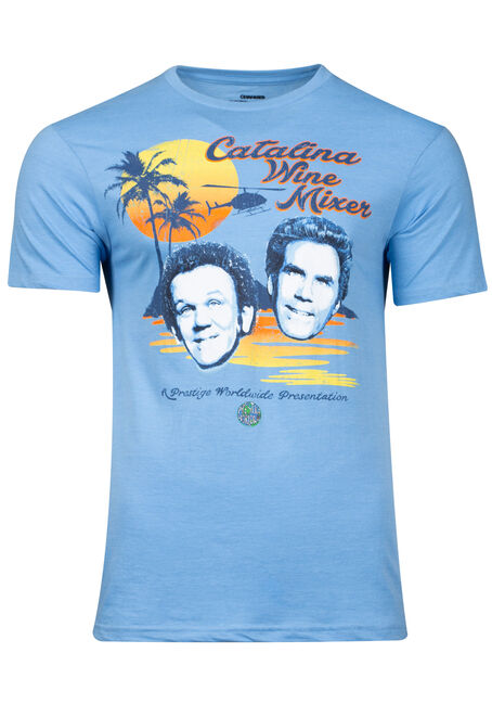 Men's Step Brothers Graphic Tee