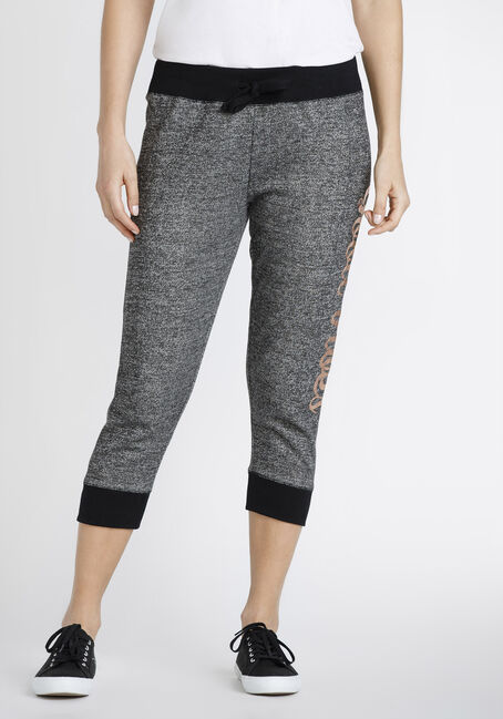 Women's Good Vibes Jogger Capri
