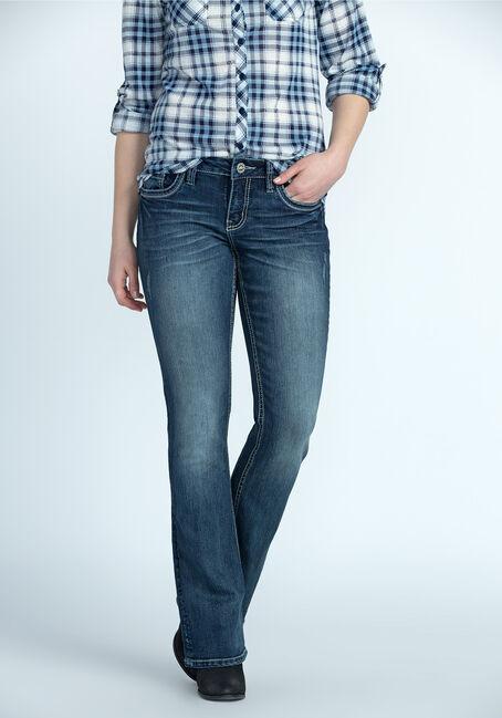 Ladies' Contour Boot Jeans
