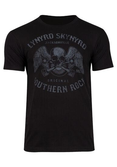 Men's Lynyrd Skynyrd Tee, BLACK, hi-res