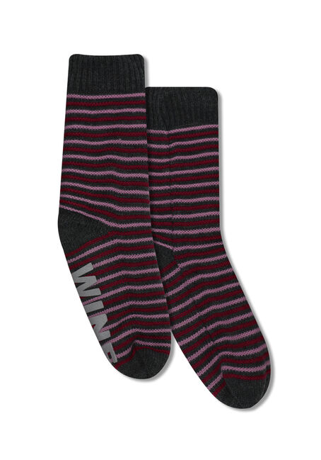 Ladies' Wine Time Lounging Socks