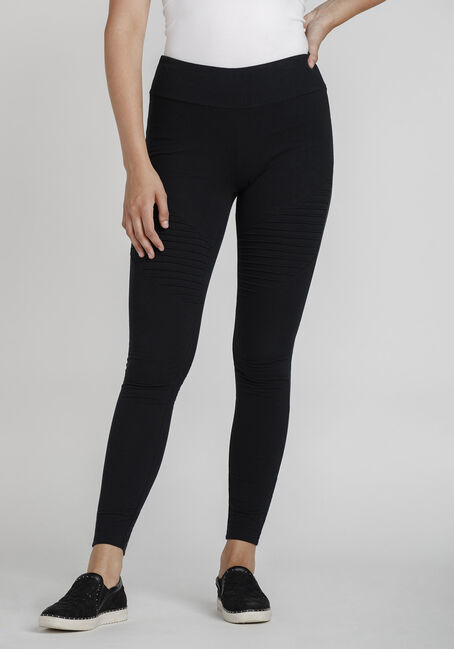 Women's Moto Detail Legging