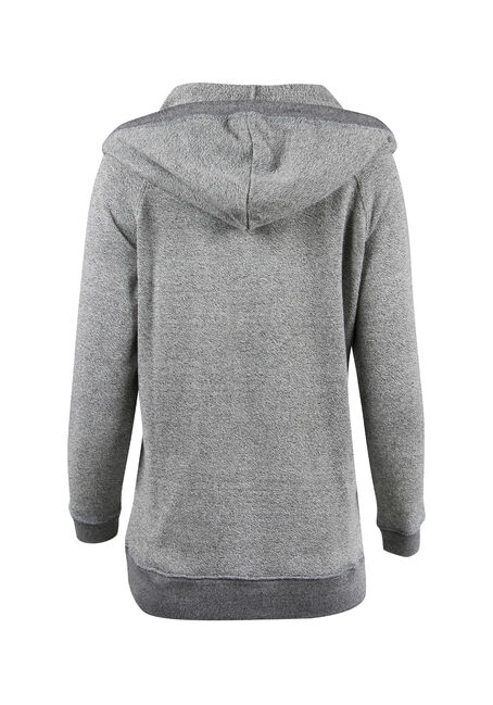Ladies' Super Soft Hoodie, GREY, hi-res
