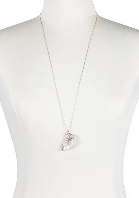 Ladies' Feather Necklace