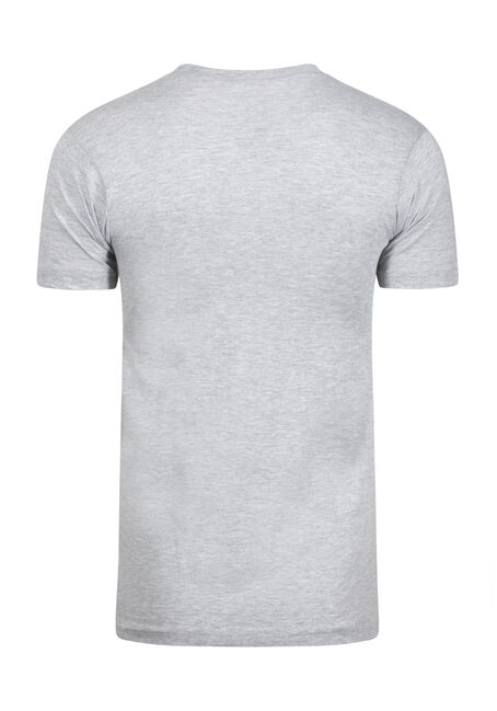 Men's Arizona Tee, HEATHER GREY, hi-res