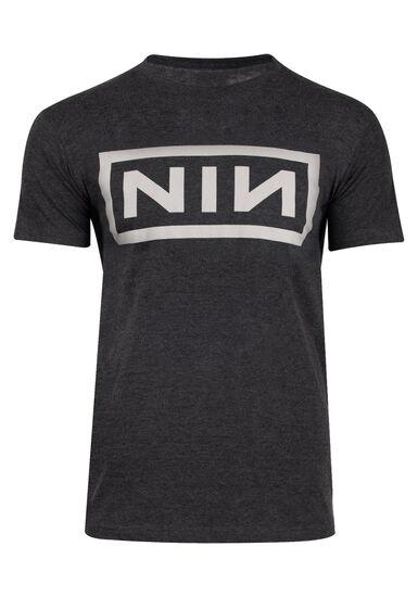 Men's Nine Inch Nails Tee, CHARCOAL, hi-res