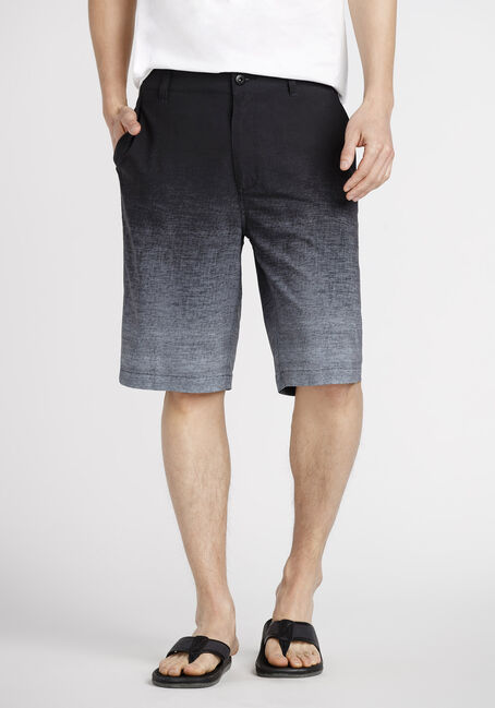 Men's Ombre Hybrid Short