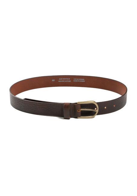 Ladies' Basic Leather Belt