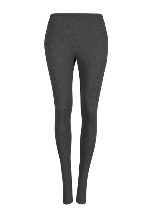 Ladies' Super Soft High Waist Legging, CHARCOAL, hi-res