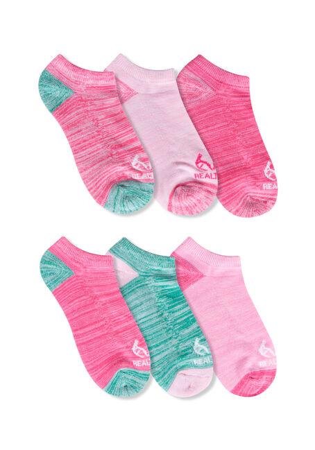 Ladies' 6 Pair REALTREE socks