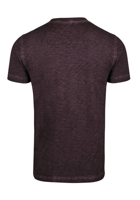 Men's Vintage Henley Tee, FIG, hi-res