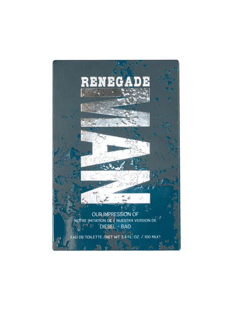 Men's Renegade Man Cologne, BLACK, hi-res