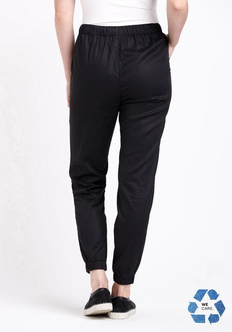 Women's Surplus Pocket Jogger, BLACK, hi-res