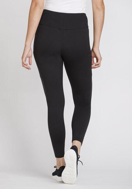 Women's Cell Pocket Legging, BLACK, hi-res