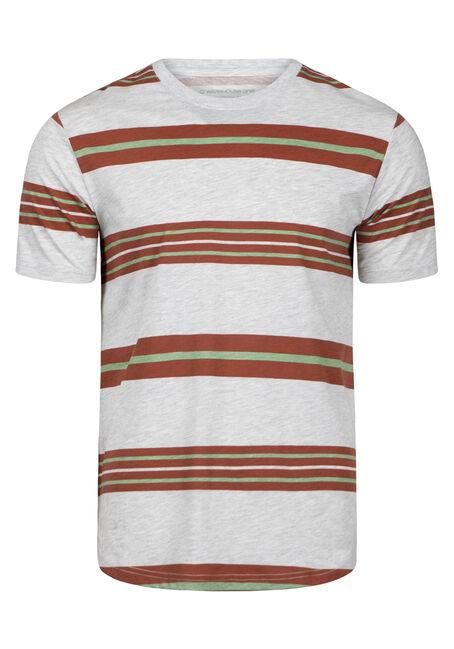 Men's Everday Striped Tee