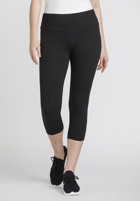 Women's Super Soft High Rise Capri Legging
