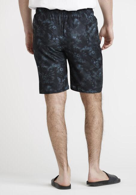 Men's Swim Shorts, BLACK, hi-res