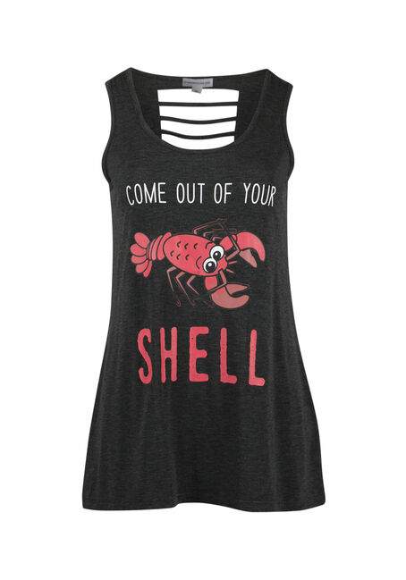 Ladies' Come Out Of Your Shell Tank