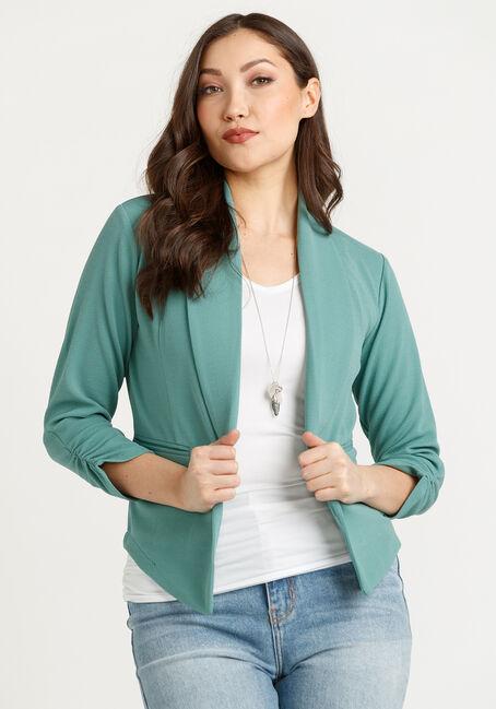 Women's Knit Blazer