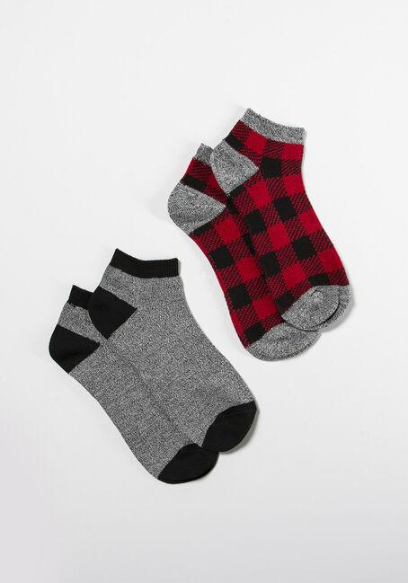 Women's 2 Pair Socks