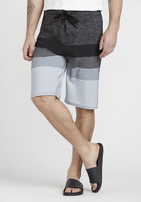 Men's Colour Block Board Shorts